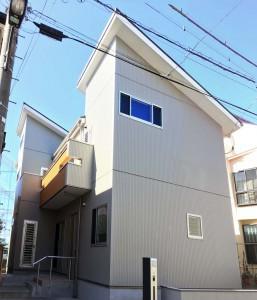 ブログ上、完成見学会~!